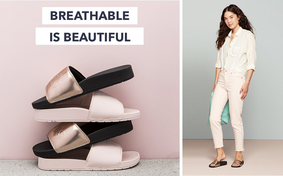 BREATHABLE IS BEAUTIFUL