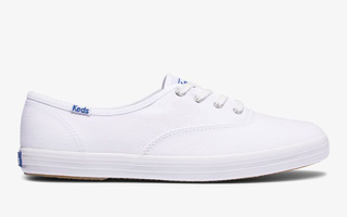 Keds Triple Up Leather Shoe