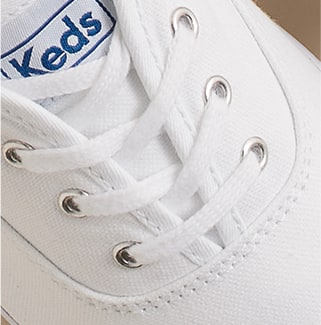Keds Champion featuring Organic Cotton Shoe.