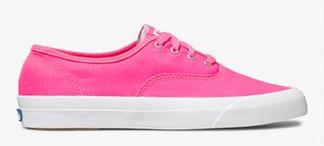 Pink Surfer Sneaker