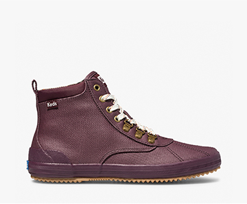 Burgundy Scout Boot II