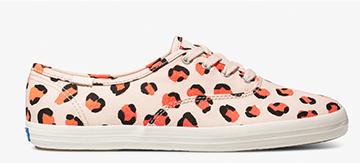 Pink Leopard Champion Sneaker